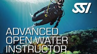 SSI Advanced Open Water Instructor